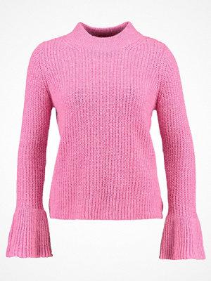 Jdy JDYJONI Stickad tröja aurora pink
