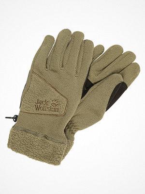 Handskar & vantar - Jack Wolfskin CASTLE ROCK GLOVE Fingervantar burnt olive
