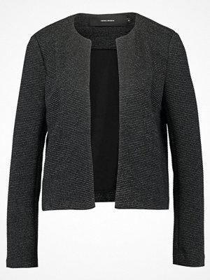 Vero Moda VMEVA Blazer black/with silver lurex