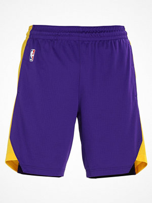 Sportkläder - Nike Performance LOS ANGELES LAKERS  Träningsshorts field purple/amarillo/black