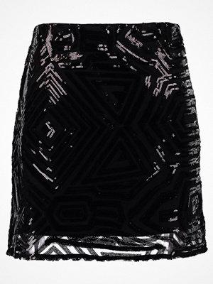 Vero Moda VMSILJE Minikjol black