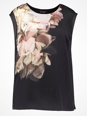 Live Unlimited London ROMANTIC FLORAL  Tshirt med tryck black