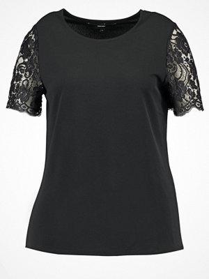 Vero Moda VMMILLA  Tshirt med tryck black