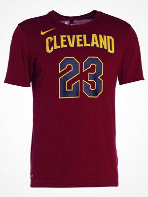 Sportkläder - Nike Performance CLEVELAND CAVALIERS Tshirt med tryck team red