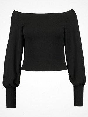 Topshop BALLOON  Stickad tröja black