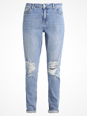 Topshop Tall TL LUCAS  Jeans relaxed fit middenim