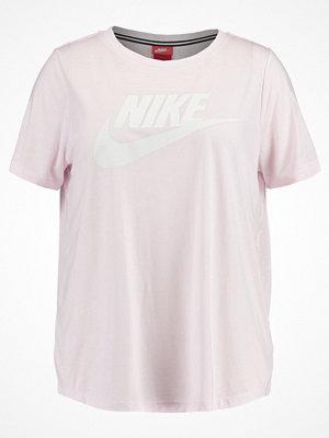 Nike Sportswear ESSENTIAL Tshirt med tryck pearl pink/sail