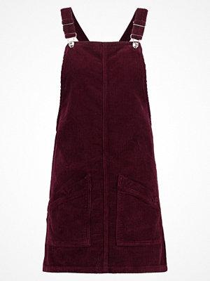 Topshop PINI Skjortklänning bordeaux