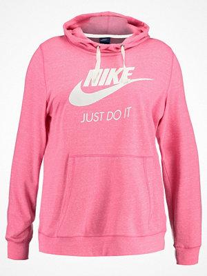 Nike Sportswear GYM VINTAGE Luvtröja pink/sail