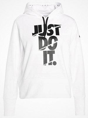 Sportkläder - Nike Performance Luvtröja white/black