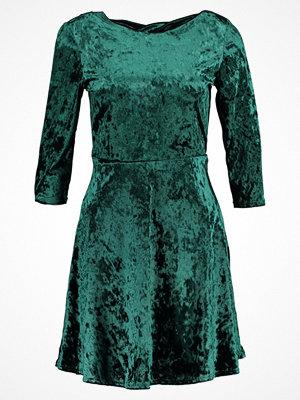 Dorothy Perkins KNOT BACK Jerseyklänning green