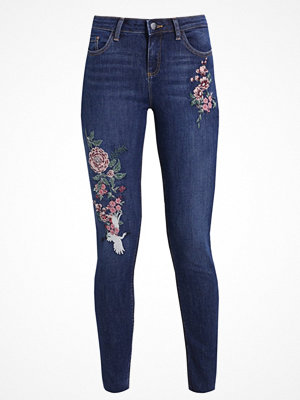 Dorothy Perkins ORIENTAL  Jeans Skinny Fit dark blue denim