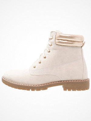 Boots & kängor - Anna Field Snörstövletter offwhite