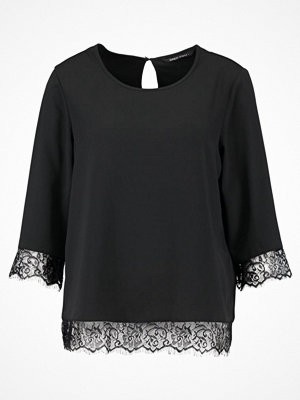 Only ONYLIN MIA 3/4 Blus black
