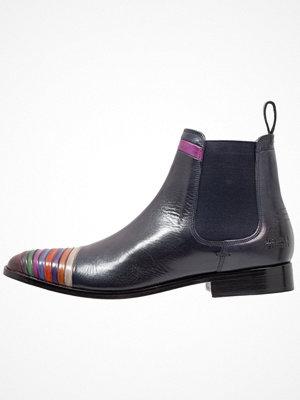 Boots & kängor - Melvin & Hamilton RILEY Stövletter navy/multicolor