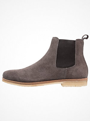 Boots & kängor - Topman EIGER CHELSEA Stövletter dark grey