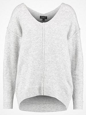 Topshop Stickad tröja grey