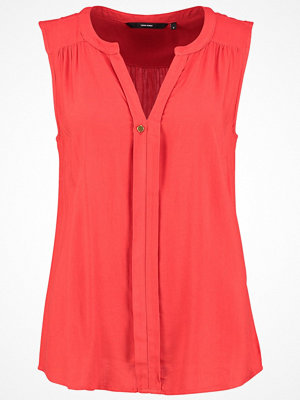Vero Moda VMCHRISTMAS MANO  Blus high risk red