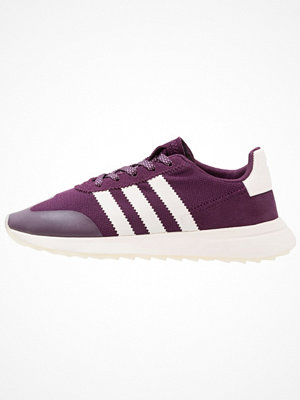 Adidas Originals FLASHBACK Sneakers red night/offwhite/crystal white