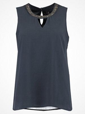 Vero Moda VMSILVER Blus ombre blue