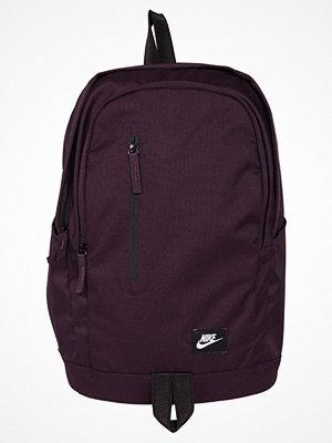 Nike Sportswear ALL ACCESS SOLEDAY Ryggsäck port wine/black/white omönstrad