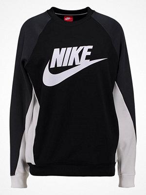 Nike Sportswear CREW Sweatshirt black/anthracite/white