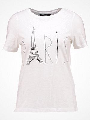 Vero Moda VMPARIS  Tshirt med tryck snow white