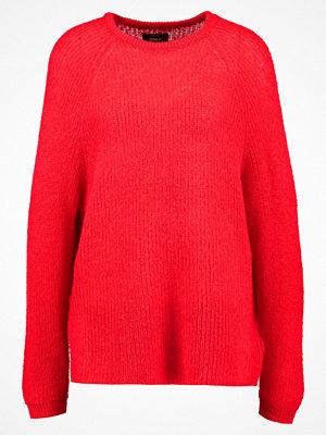 Only ONLNELLA  Stickad tröja high risk red