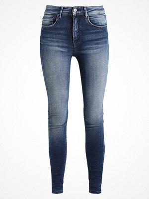 Only ONLPIPER  Jeans Skinny Fit medium blue denim