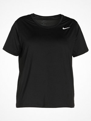Nike Performance Tshirt bas black/white
