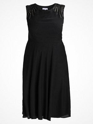 Anna Field Curvy Cocktailklänning black