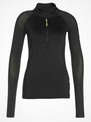 Nike Performance Sweatshirt black/volt