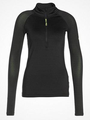 Sportkläder - Nike Performance Sweatshirt black/volt