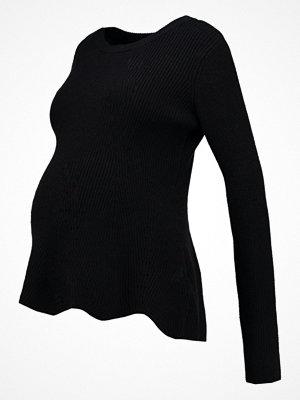Anna Field MAMA Stickad tröja black