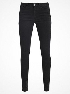 Jeans - Vila VIJUNAS  Jeans Skinny Fit black