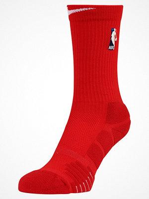 Strumpor - Nike Performance NBA QUICK CREW Träningssockor university red/white