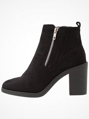 Boots & kängor - New Look Wide Fit WIDE FIT DOODLE Klassiska stövletter black