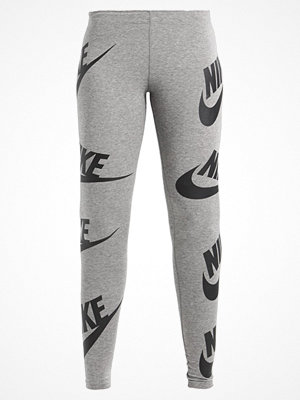Nike Sportswear LEG A SEE Leggings carbon heather/black