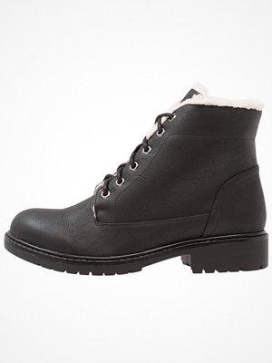 Boots & kängor - Bianco RERUNNER  Snörstövletter black