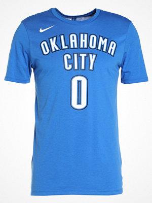 Sportkläder - Nike Performance OKLAHOMA CITY THUNDER  Tshirt med tryck signal blue/westbrook rssll