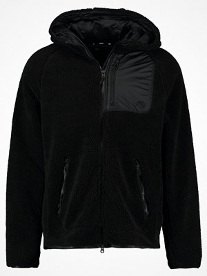 Sportjackor - Nike Sb SHERPA Fleecejacka black