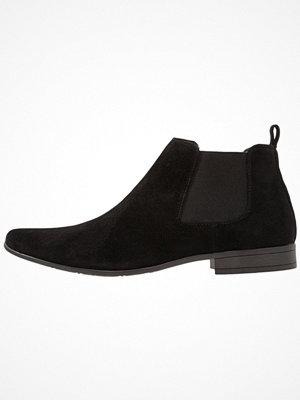 Boots & kängor - New Look WORKWEAR CHELSEA Stövletter black