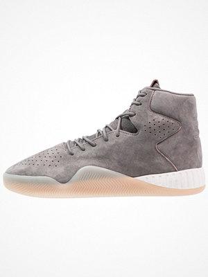 Adidas Originals TUBULAR INSTINCT Höga sneakers grey four/raw pink/core brown