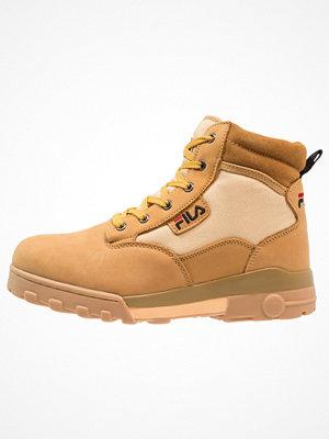 Boots & kängor - Fila GRUNGE MID Snörstövletter chipmunk
