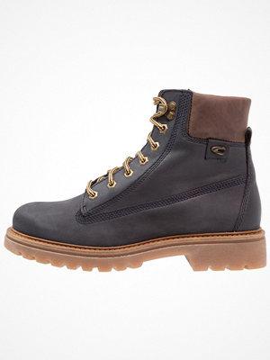 Boots & kängor - Camel Active CANBERRA GTX Snörstövletter midnight/mocca