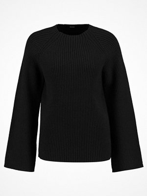 Vero Moda VMCAMARILLO Stickad tröja black beauty