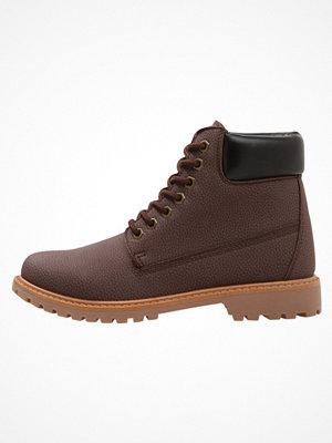 Boots & kängor - YourTurn Snörstövletter brown