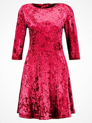 Dorothy Perkins KNOT BACK Jerseyklänning wine