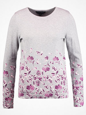Dorothy Perkins FLOWER Stickad tröja grey