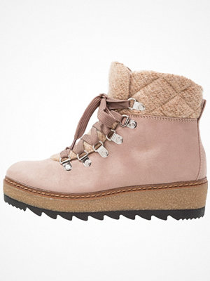 Boots & kängor - Tamaris Platåstövletter shell
